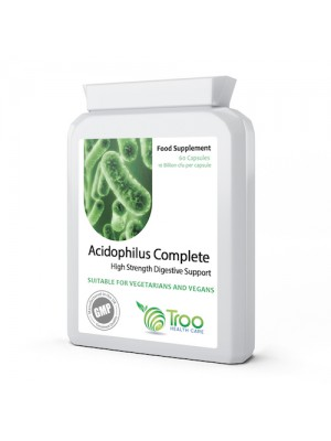 Acidophilus Complex 10 Billion CFU 60 Capsules