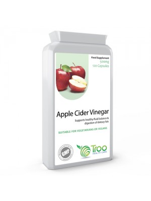 Apple Cider Vinegar 500mg 120 Capsules