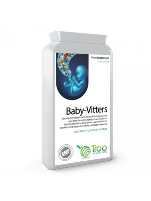 Baby-Vitters Pregnancy Support Multivitamin 90 Capsules