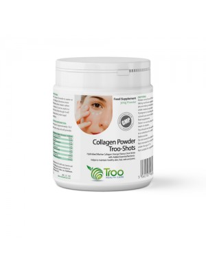Collagen Powder 300g Plus Essential Vitamins - Orange Flavour