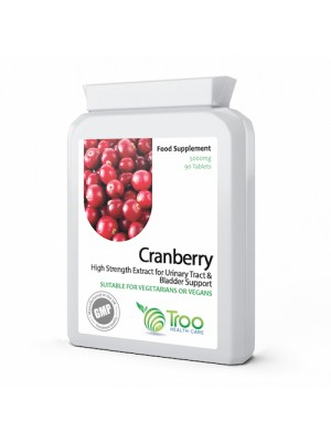 Cranberry 5000mg 90 Tablets