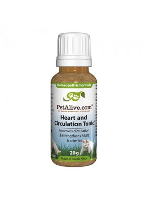 Heart and Circulation Tonic 20g