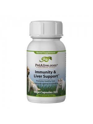 Immunity and Liver Support 60 Capsules