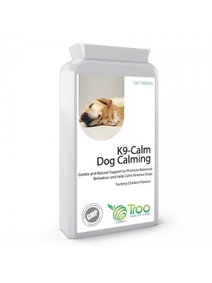 K9-Calm Pet Calming 120 Chicken Flavour Tablets