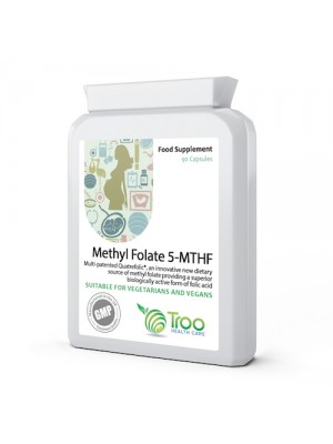 Methyl Folate Quatrefolic