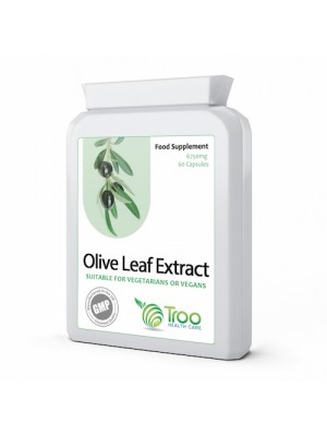 Olive Leaf Extract 6750mg 60 Capsules