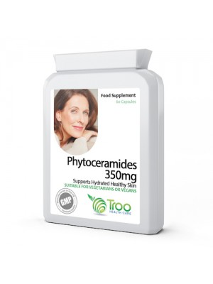 Phytoceramides 350mg 60 Capsules