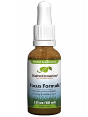 Focus Formula 59ml