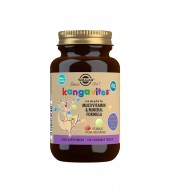 Kangavites Bouncing Berry Complete Multivitamin and Mineral Formula Chewable Tablets - Pack of 120