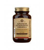 Advanced Antioxidant Formula Vegetable Capsules - Pack of 60