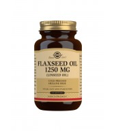 Flaxseed Oil 1250 mg Softgels - Pack of 100