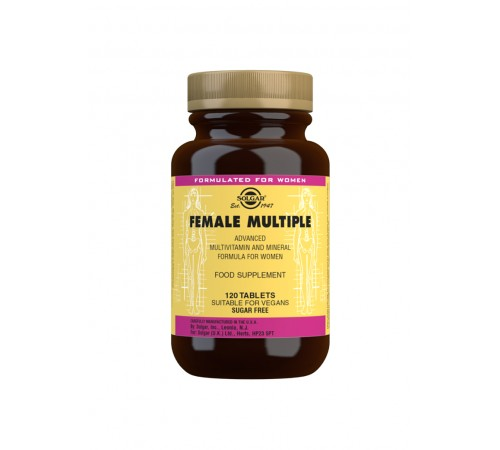 Female Multiple Tablets - Pack of 120