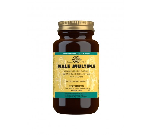 Male Multiple Tablets - Pack of 120