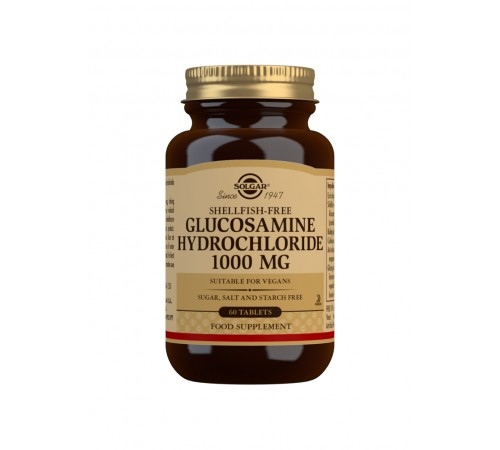 Glucosamine Hydrochloride 1000 mg Tablets - Pack of 60