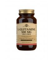 L-Glutamine 500 mg Vegetable Capsules - Pack of 250