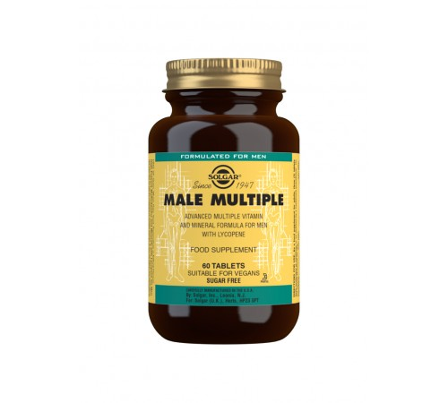 Male Multiple Tablets - Pack of 60