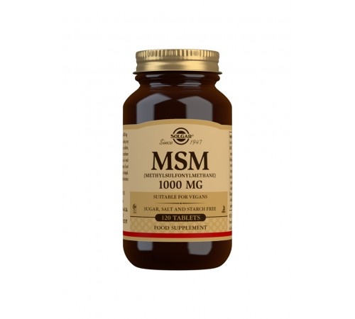 MSM 1000 mg Tablets - Pack of 120