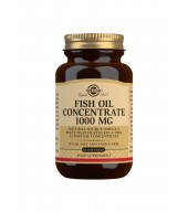 Fish Oil Concentrate 1000 mg Softgels - Pack of 60