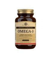 Double Strength Omega-3 Softgels - Pack of 60