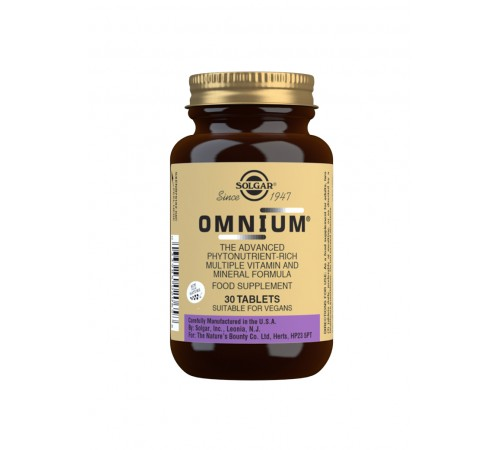 Omnium Tablets - Pack of 30
