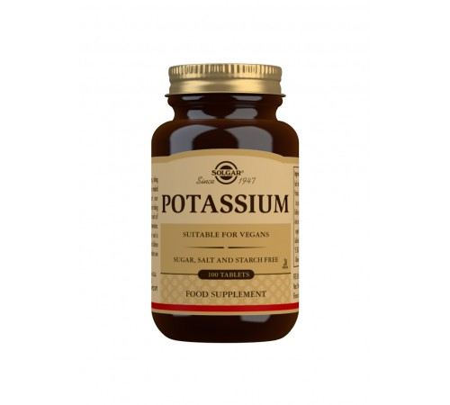 Potassium Tablets - Pack of 100