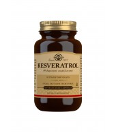 Resveratrol 100 mg Vegetable Capsules - Pack of 60