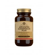 Advanced Acidophilus Plus Vegetable Capsules - Pack of 120