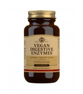 Vegan Digestive Enzymes Tablets - Pack of 250