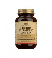 Cherry Turmeric Complex Vegetable Capsules - Pack of 60