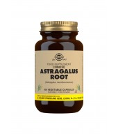 Chinese Astragalus Root Vegetable Capsules - Pack of 100