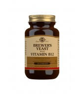 Brewer's Yeast with Vitamin B12 Tablets - Pack of 250