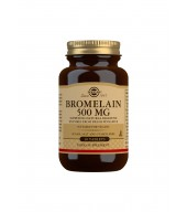 Bromelain 500 mg Tablets - Pack of 30