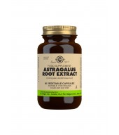 Astragalus Root Extract Vegetable Capsules - Pack of 60