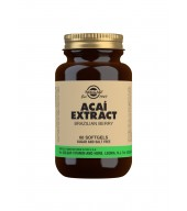 Acai Extract Softgels - Pack of 60