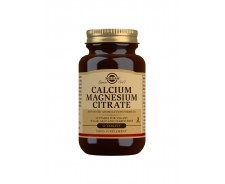 Calcium Magnesium Citrate Tablets - Pack of 50