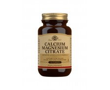 Calcium Magnesium Citrate Tablets - Pack of 100