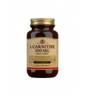 L-Carnitine 500 mg Tablets - Pack of 30