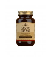 CoQ-10 (Coenzyme Q-10) 200 mg Vegetable Capsules - Pack of 30